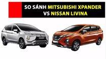 So sánh sơ lược thông số Nissan Livina và Mitsubishi Xpander sắp về Việt Nam