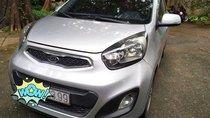 Cần bán Kia Morning 2011, màu bạc, nhập khẩu, số tự động