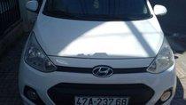 Bán Hyundai Grand i10 năm 2014, màu trắng, nhập khẩu