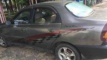 Bán Daewoo Lanos sản xuất 2003, màu xám, xe nhập, giá tốt