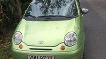 Cần bán lại xe Daewoo Matiz đời 2004, màu xanh lục, giá tốt