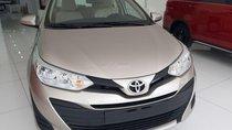 Cần bán Toyota Vios đời 2019, màu vàng, giá cạnh tranh