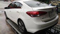 Bán Kia Cerato 1.6 năm sản xuất 2017, màu trắng