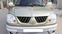 Gia đình cần bán Mitsubishi Jolie 2006, số sàn 2.0 MPI, màu vàng