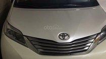 Xe Toyota Sienna 3.5 limited sx 2014, màu trắng, giao dịch chính chủ