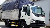 Tải Isuzu thùng 4m3 giá tốt vay cao, hỗ trợ đóng thùng theo yêu cầu của khách hàng