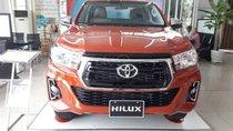 Toyota Hilux 2.4 AT 2019 giảm giá cực sốc, nhiều khuyến mãi và quà tặng hấp dẫn, cơ hội vàng mua xe ngay tháng 8