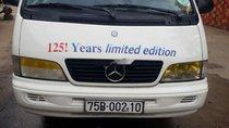 Bán ô tô Mercedes MB140 năm 2002, màu trắng, nhập khẩu, giá 95tr