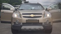 Bán Chevrolet Captiva sản xuất cuối 2010 đầu 2011 màu vàng