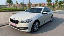 Cần bán BMW 5 Series 520i đời 2016, màu trắng, xe nhập chính chủ