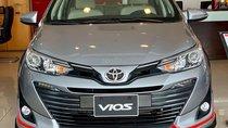 Cần bán xe Toyota Vios 1.5G CVT sản xuất năm 2019, màu vàng, 550tr giá tốt T7AL