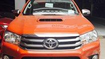 Bán Toyota Hilux 1 cầu, số tự động, giao xe ngay tại Toyota Gò Vấp 0909861184