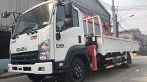Bán Isuzu FRR90NE4 cẩu Unic 344 tải trọng 5 tấn thùng dài 6 mét 1 sản xuất 2019