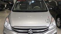 Cần bán Suzuki Ertiga năm 2017, màu bạc, giá thương lượng 460 triệu nhập khẩu Indo