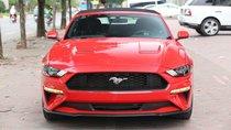 Bán ô tô Ford Mustang Convertible 2.3 Ecoboost đời 2019, màu đỏ, nhập khẩu