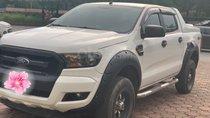 Bán Ford Ranger 2016 đời 2017, màu trắng, xe nhập