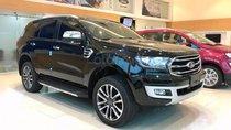 Cần bán xe Ford Everest 2.0L Bi Turbo 4x4 AT năm 2019, màu đen, nhập khẩu nguyên chiếc