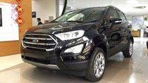 Bán Ford EcoSport 1.5L Titanium đời 2019, màu đen liên hệ 0911997877