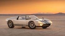 Ford GT40 Roadster 9 triệu USD cực hiếm chuẩn bị lên sàn đầu giá