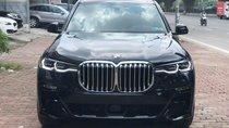 Giao ngay BMW X7 xDrive40i M-Sport 2019, màu đen, mới 100%