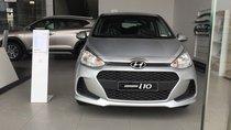 Bán Hyundai Grand i10 1.2 MT Base mới 2019, màu bạc, trắng giao ngay