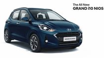 Hyundai Grand i10 Nios lộ diện hình ảnh mới nhất, mở bán tại Ấn Độ