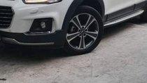 Bán Chevrolet Captiva 2.4AT sản xuất năm 2016, màu trắng, xe gần như mới