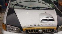 Cần bán Hyundai Grand Starex đời 1996, màu bạc, nhập khẩu