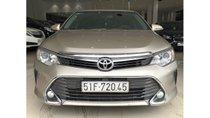 Cần bán xe Toyota Camry 2.5Q 2016 màu nâu vàng, trả trước chỉ từ 285 triệu