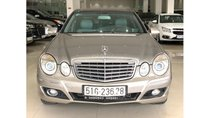 Cần bán gấp Mercedes E280 đời 2007, màu xám giá cạnh tranh