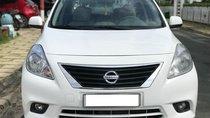 Bán xe Nissan Sunny XV 1.5 AT 2WD 2014, màu trắng, giá tốt