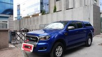 Ô Tô Thủ Đô bán xe Ford Ranger XLS 2.2 MT SX 2015 mẫu mới, màu xanh 469 triệu