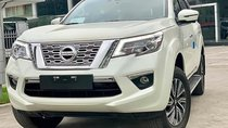 Bán Nissan Terra V 2.5 AT 4WD năm sản xuất 2019, màu trắng, xe nhập