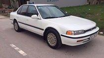 Bán Honda Accord 2.2 MT đời 1992, màu trắng, nhập khẩu Nhật Bản