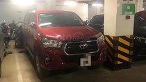 Bán Toyota Hilux đời 2018, màu đỏ, nhập khẩu nguyên chiếc, 650 triệu