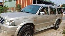 Bán Ford Everest 2006 máy dầu, xám bạc, xe chính chủ đi kỹ
