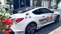 Chính chủ bán xe Hyundai Genesis 2.0 Turbo 2010, màu trắng, xe nhập, full options