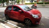 Chính chủ bán Mitsubishi Mirage sản xuất 2014, màu đỏ, nhập khẩu