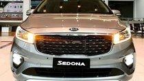Bán Kia Sedona đời 2019, màu bạc, nhập khẩu