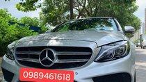 Cần bán Mercedes AMG đời 2015, màu bạc, nhập khẩu