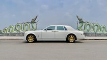 Bán Rolls-Royce Phantom EWB mạ vàng