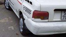 Bán ô tô Kia Pride đời 1995, màu trắng, nhập khẩu, còn chạy tốt, êm