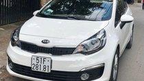 Chính chủ bán xe Kia Rio sản xuất 2015, màu trắng, nhập khẩu, giá chỉ 463 triệu