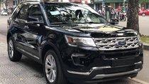Cần bán Ford Explorer sản xuất năm 2019, màu đen, nhập khẩu