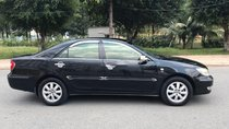 Xe Toyota Camry 2003, màu đen, nhập khẩu xe gia đình