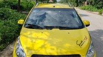 Bán xe Chevrolet Spark 1.0 LS sản xuất 2013, màu vàng