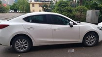 Bán Mazda 3 1.5 AT sản xuất 2017, màu trắng, tư nhân chính chủ, xe đẹp như mới