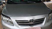Cần bán lại xe Toyota Corolla altis đời 2008, màu bạc, còn rất mới