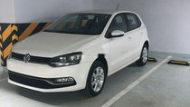 Bán Volkswagen Polo đời 2017, màu trắng, nhập khẩu