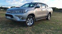 Bán Toyota Hilux AT năm sản xuất 2016, xe chạy cực ít